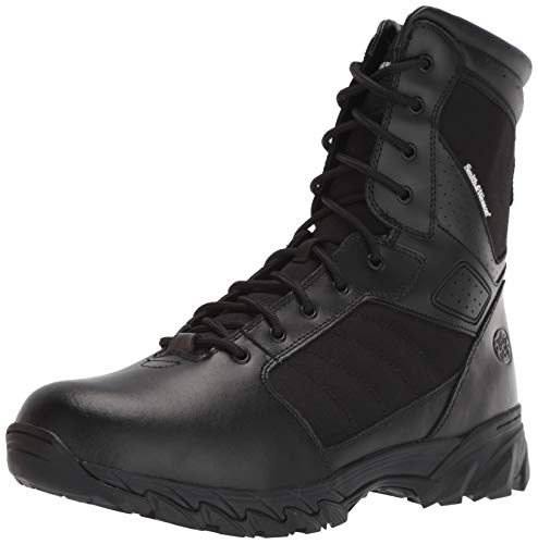 Smith & Wesson Footwear Men's Breach 2.0 Tactical Size Zip...
