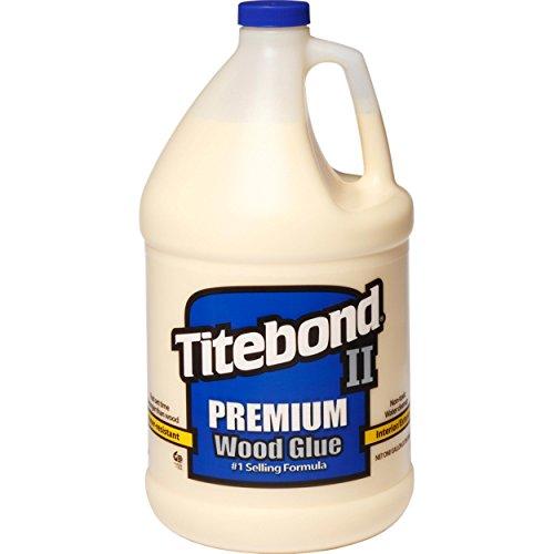 Franklin International 5006 Titebond II Premium Wood Glue - Gallon by Titebond