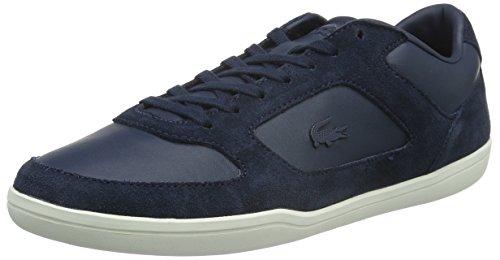 Lacoste Herren COURT-MINIMAL 316 1 Low-Top, Blau (NVY 003), 44.5 EU