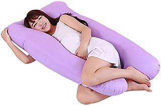 Guajave Funda de almohada para dormir con forma de U para maternidad, embarazo, novio