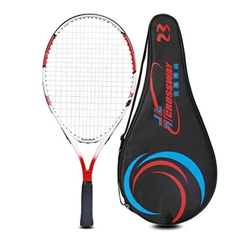 Raquetas De Tenis Integrada De Compuesto De Carbono Raqueta De Práctica para...