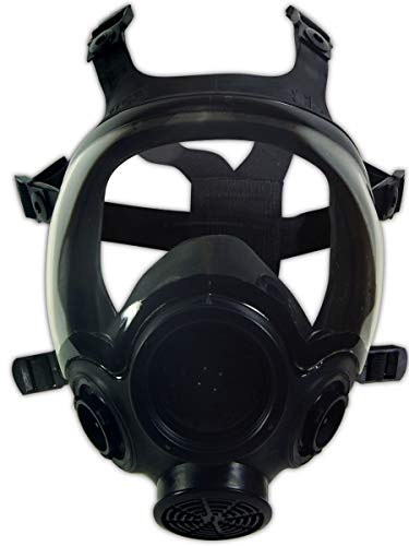 MSA Advantage 1000 Full Face Respirators, Without Filters