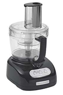 KitchenAid KFP750OB 700-Watt 12-Cup Food Processor, Onyx Black (B0002MH3OC) | Amazon price tracker / tracking, Amazon price history charts, Amazon price watches, Amazon price drop alerts