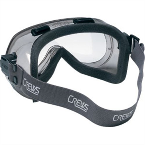 Safety Goggles, Verdict, Clear Anti-Fog Lens, Foam Lined