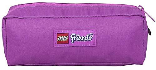 Lego Vline Friends Funpark Trousses, 21 cm, 1 liters, Rose (Rosa)
