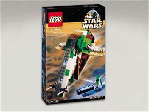 LEGO 7144 - Star Wars Slave 1 Classic