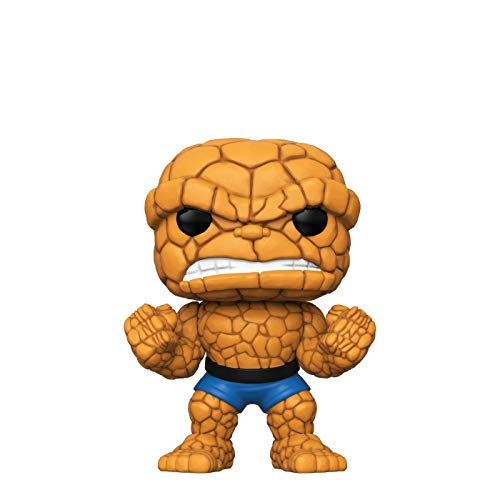 Funko POP! Marvel: Fantastic Four - 10' The Thing Exclusive