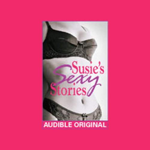Susie's Sexy Stories audiobook cover art