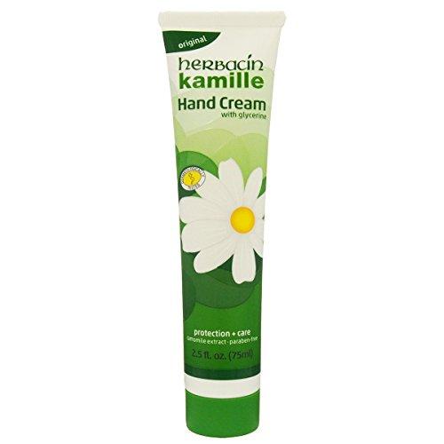 Herbacin Wuta Kamille Hand Cream Tubo 75ml
