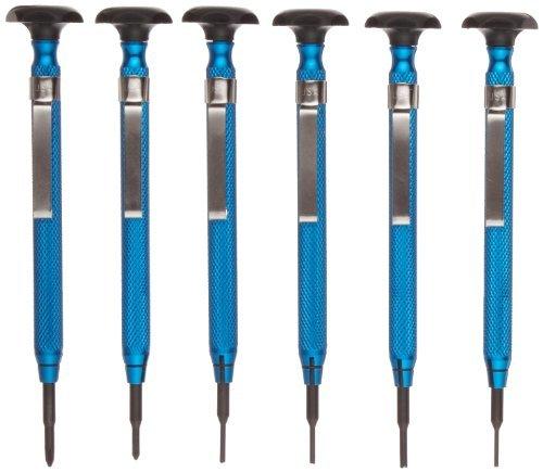 Moody Tools 58-0670 Screw Extractor Set