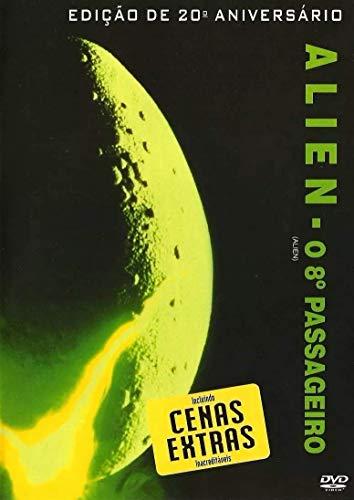 Alien O 8º Passageiro [Dvd]