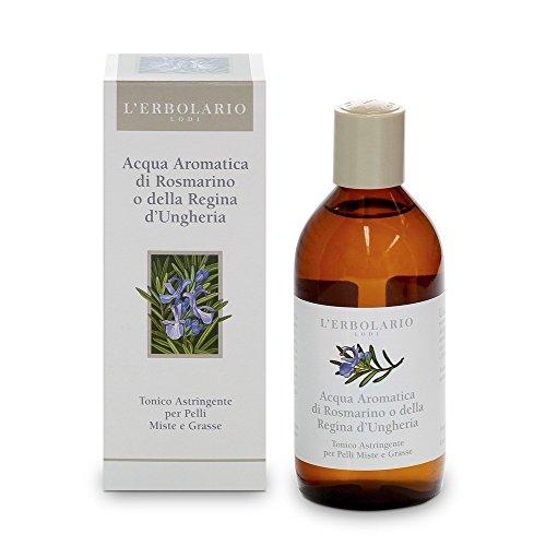 L  erbolario aromatica di rosmarino o Regina di Ungheria, 1er Pack (1X 200ML)
