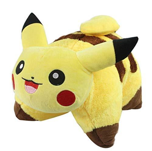 stogiit Pikachu Kissen-weiches angefülltes Plüsch spielt 40Cm, Puppe für Kindergeschenk