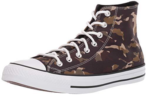 Converse Chucks CTAS HI 165915C Camouflage, Oliv, 43 EU