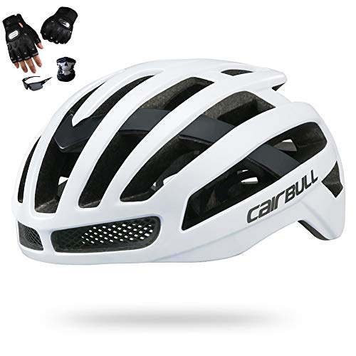 YYYY Lightweight Bicycle Helmet, Comfortable and Breathable, 26 Holes, Adjustable, Suitable for Skating, Mountaineering and City Skating Mountain Bike (52-62CM) 1-L