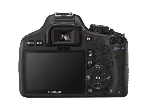 Canon EOS 550D SLR Fotocamera Digitale Reflex 18 Megapixels + Obiettivo EF-S 18-55 mm IS