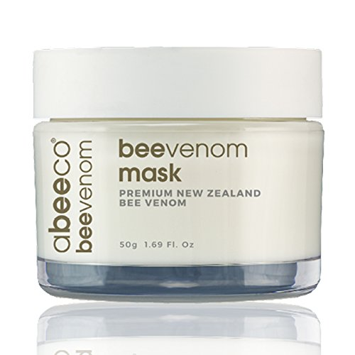 Abeeco Pure New Zealand Bee Venom Mask, 1.69 fl oz (50g)