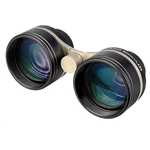 RUIXFFT 26 Grados de Super Gran prismáticos, for la observación Estelar y Teatro realizan telescopio astronómico