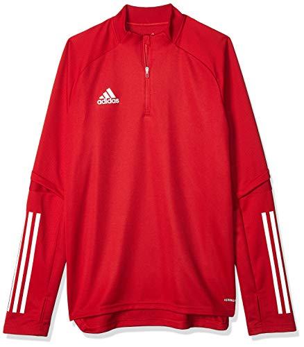 adidas Con20 TR Top Sweatshirt, Hombre, Team Power Red, 3XL