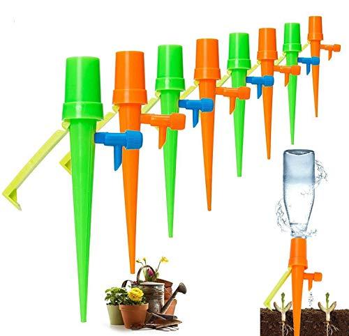 Parti Bewässerung Für Topfpflanzen, 15 Stück Bewässerungssystem Topfpflanzen Blumen Automatisch Bewässerung Set Bewässerung Für Zimmerpflanzen, Ideal Wasserversorgung Während Ihrem Urlaub