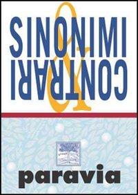Il dizionario dei sinonimi e contrari compatto
