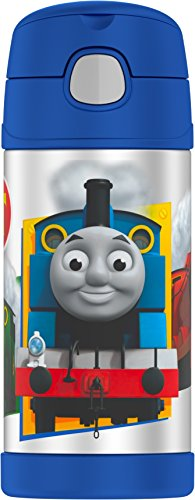 Thermos Funtainer 12 Ounce Bottle, Thomas And Friends
