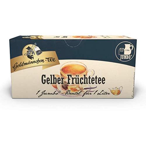 Goldmännchen-TEE JUMBO Gelbe Früchte 1er Pack