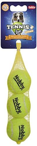 Nobby - Pelota de Tenis con chirriador