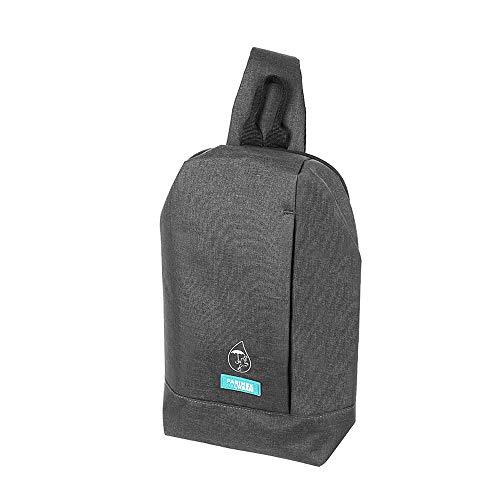 PARIMEX URBAN Rucksack, kreuzt, wasserdicht Crossbody. Der Rucksack verfügt über ein Innenfach für das Tablet und zwei Seitentaschen. Schnittschutzgewebe