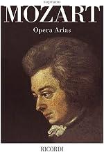 Mozart Opera Arias: Soprano (English, Italian and German Edition)