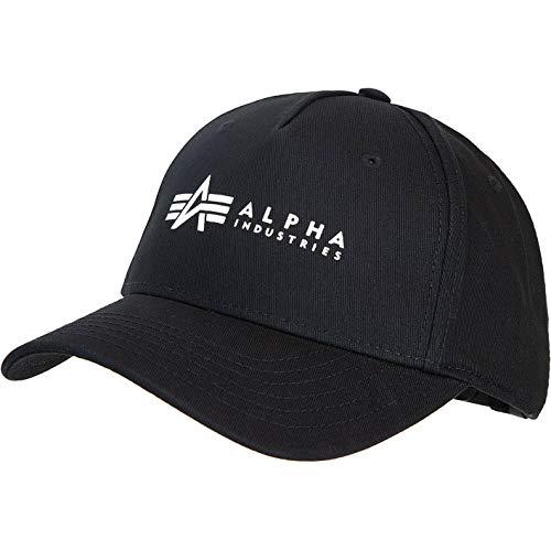Alpha Industries Cap (one Size, Black)