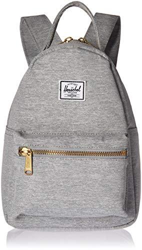 Herschel Nova Backpack, Light Gray Crosshatch, Mini 9L
