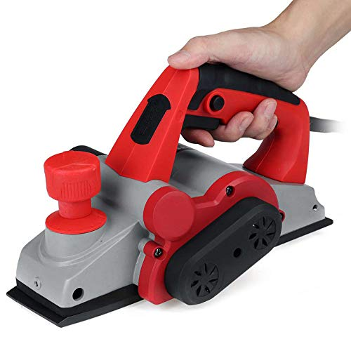 Cepilladora eléctrica 1800W, cepilladora manual para cortar madera 220v Multi-función para el...