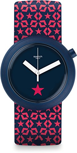 Watch Swatch POP Watch PNN100 LILLAPOP