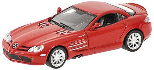 Minichamps - 640037120 - Véhicule Miniature - Mercedes-Benz SLR Mc Laren - Echelle 1:64