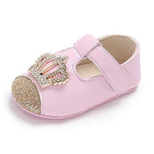 Buy Pink Baby Girl Shoe