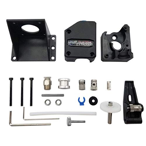 JIAN LIN 3D Printer Accessories Spare Parts Dual Drive Extruder Upgrade 3:1 Reduction Ratio Extruder accessories