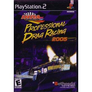 IHRA Drag Racing 2005 - PlayStation 2