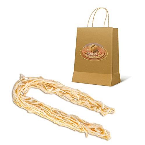 Moretti Budello Per Insaccati Di Suino | Budella 100% Naturale | Involucro Protezione E Stagionatura Salumi | Confezione Sottovuoto | Calibro 38mm/40mm X Lunghezza 20m