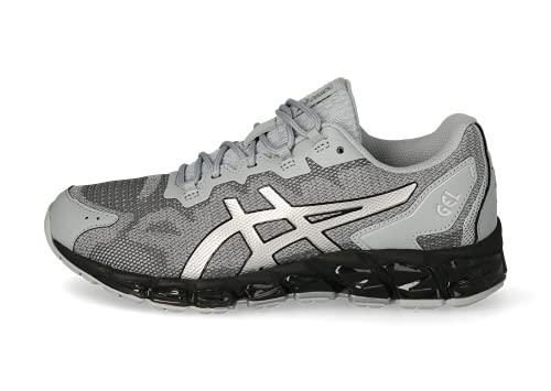ASICS Gel-Quantum 360 6, Chaussure de Piste d'athltisme Homme, Piedmont Grey Pure Silver, 45 EU