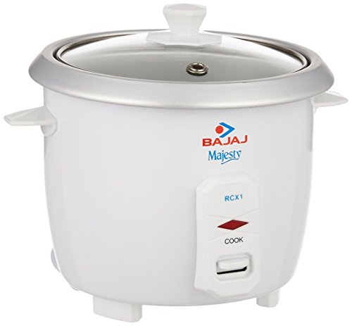 Bajaj Majesty RCX 1 Rice Cooker