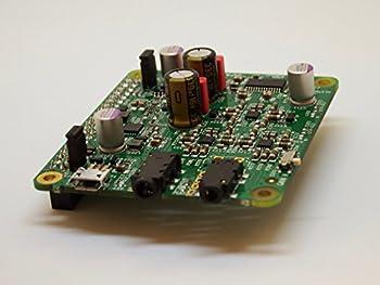 Raspberry Pi 基盤のオーディオ性能を拡張するDACボードです。本製品の利用にあたっては、別途シングルボードコンピュータ(Raspberry Pi 2 Model B、Raspberry Pi 3 Model B)を用意する必要があります。 TI/BurrBrownの高品位32bit DACチップ「PCM5122」を採用、ヘッドホンリスニング向けPCMデジタル再生環境として最適な設計を目指しました。 Raspberry Piとの接続にI2S(Inter-IC Sound、IC間サウンド...