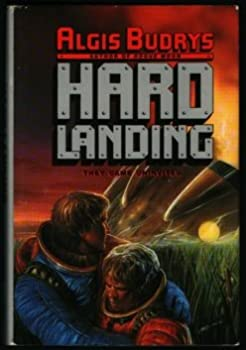 Hard Landing 0446362352 Book Cover