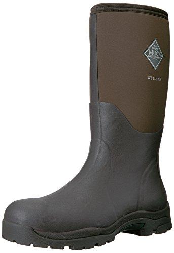 Muck Boot Women's Wetland Snow Boot, Bark, 6