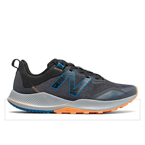 New Balance MTNTRCS4_45,5, Zapatillas de Running Hombre, Gris, 45.5 EU