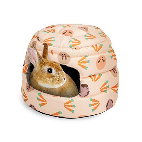 Niteangel Guinea Pig Bed Big Hide-Out for Rabbit Ferret...