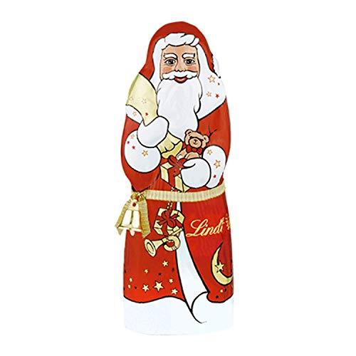 Lindt Weihnachtsmänner Vollmilchschokolade, 3er pack (3 x 70g)