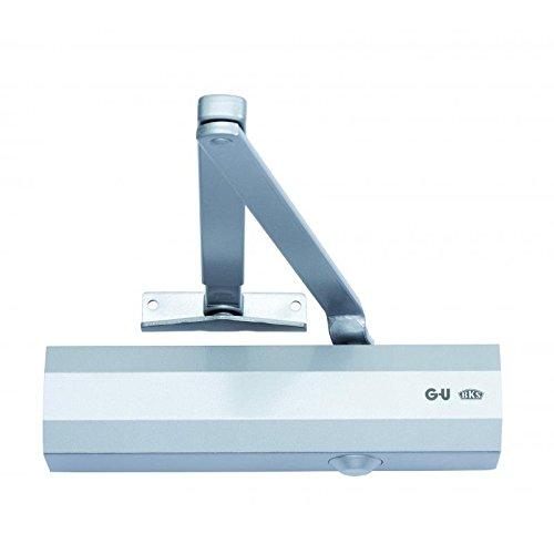 Türschließer G-U BKS OTS 430 mit Scherenarm, silber, K-17051-00-0-1