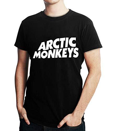 Camiseta Criativa Urbana Arctic Monkeys Banda Rock - Masculina