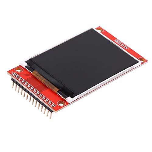 LCD Anzeigemodul mit Leiterplatte, Anzeigemodul 2,4 Zoll 240x320 SPI TFT LCD ILI9341 Treiber Serial Port Module 1pc